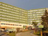 Befejeződött az infrastruktúrafejlesztés az ajkai Magyar Imre Kórházban című projekt