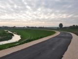 Árvízvédelmi projekt a Marcalon